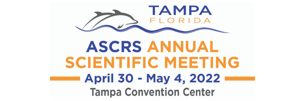 American Society of Colon and Rectal Surgeons Meeting (ASCRS) Annual Meeting Abstract Deadline @ Tampa, Florida
